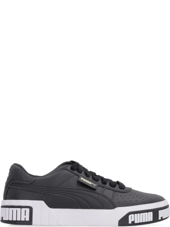 Puma Cali Bold Leather Sneakers