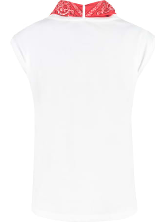 Philosophy di Lorenzo Serafini Logo Cotton T-shirt