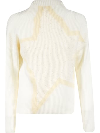 Lorena Antoniazzi Rib Knit Sweater