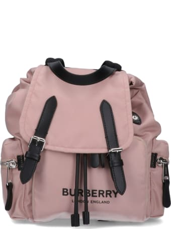 Burberry The Rucksack Medium Backpack