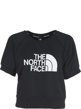The North Face Black T-shirt With Logo