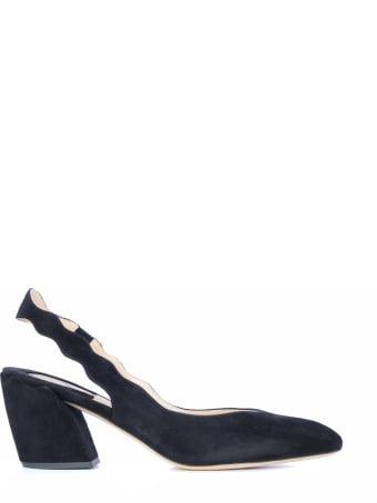 Chloé Sling Back 7cm Heel