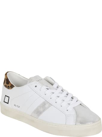 D.A.T.E. Hill Low Calf Sneakers