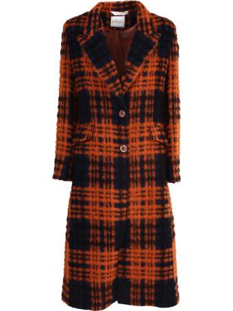 Bottega Martinese single-breasted coat