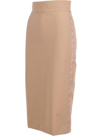 Max Mara 'gervaso' Polyamide Skirt