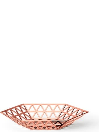 Ghidini 1961 Tip Top - Flat Tray Rose Gold