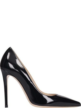 Dei Mille Pumps In Black Patent Leather
