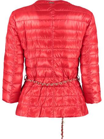 Herno Lucrezia Full Zip Padded Jacket