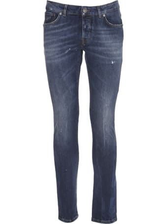 John Richmond Dark Blue Jeans
