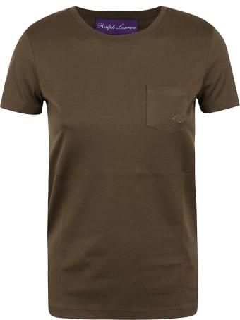 Ralph Lauren Black Label Pkt-short Sleeve-knit