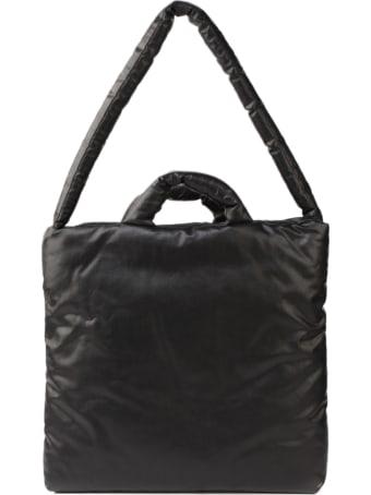 KASSL Editions Black Medium Oil Bag
