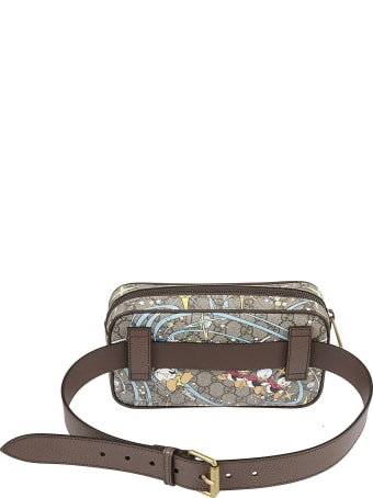 Gucci Duck Print Belt Bag