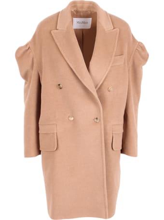 Max Mara 'gabry' Camelwool Coat