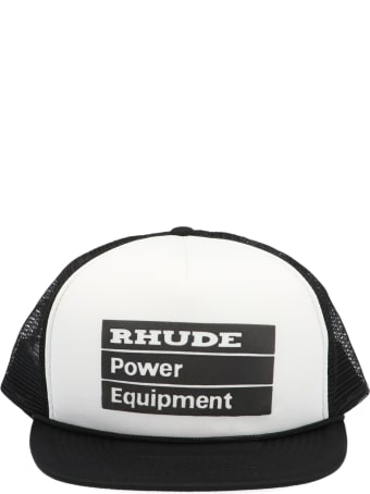 Rhude 'power Equipment Trucket' Cap