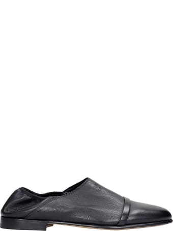 Malone Souliers Bruno  Loafers In Black Leather