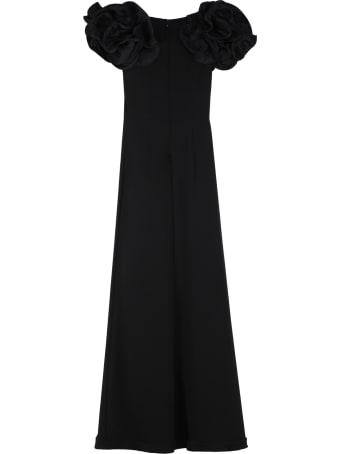 Alessandra Rich Long Cady Dress