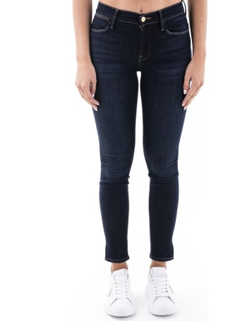 Frame Denim Cotton Blend Jeans
