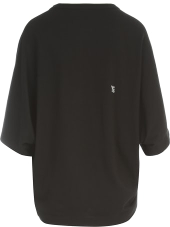 Y's Ps  Logo Pigment Point T-shirt