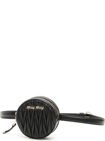 Miu Miu Round Mini Beltbag