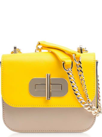 Tommy Hilfiger Turnlock Mini Crossbody Bag