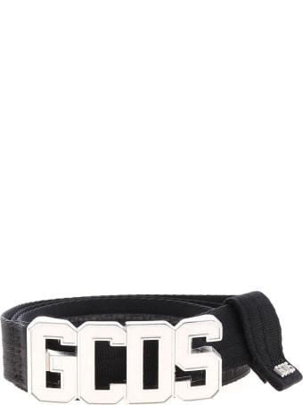 GCDS Logo Classic Belt