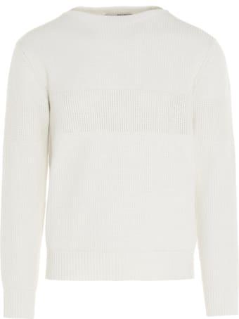 Ballantyne 'boatneck' Capsule Raw Diamond Sweater