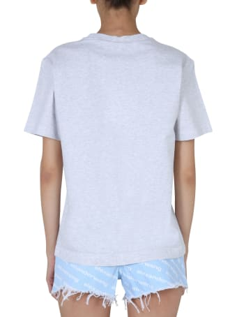 T by Alexander Wang Crew Neck T-shirt