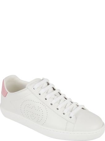 Gucci Classic Leather Sneakers