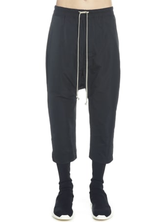 Rick Owens 'drownstring Cropped' Pants