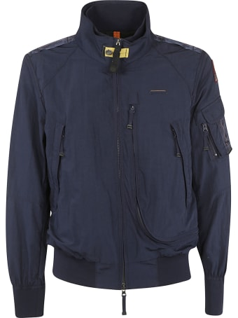 Parajumpers High-neck Patched Jacket