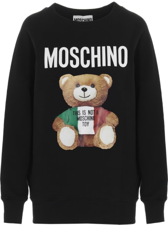 Moschino 'teddy Italia' Sweater