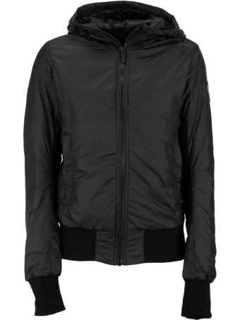Canada Goose Women's Dore Down Hoody Jacket Black
