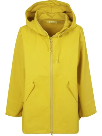 Labo.Art Hooded Zip Jacket