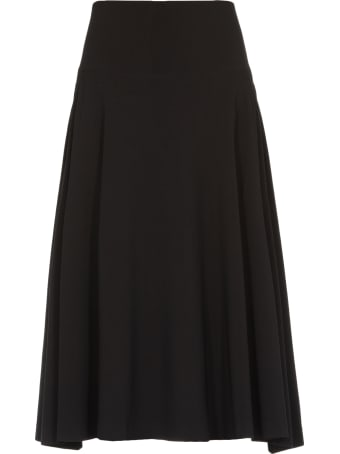 Norma Kamali Stretch Skirt