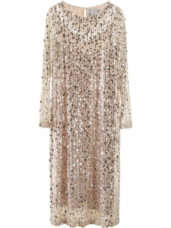In The Mood For Love Christy Midi Dress With Sequins