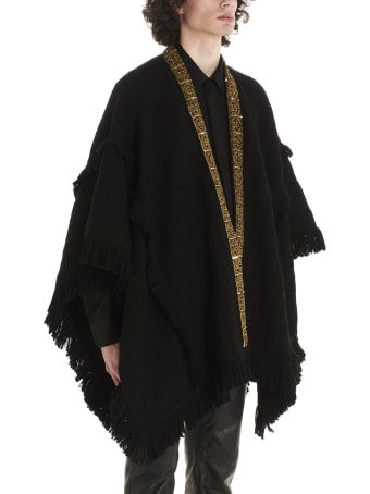 Saint Laurent Poncho