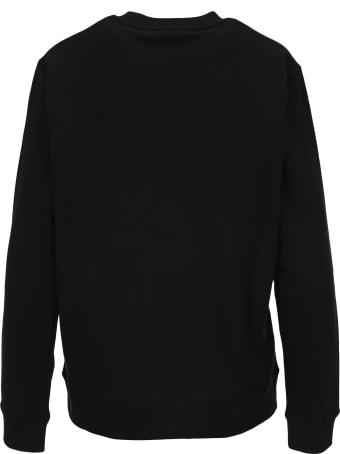 MSGM Reflective Logo Sweatshirt