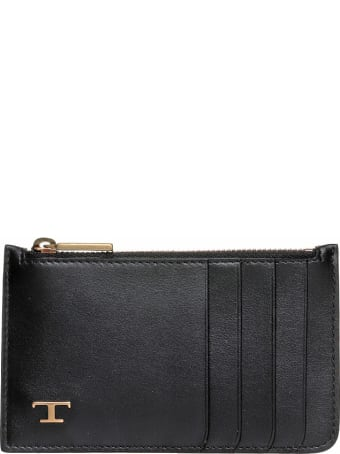 Tod's Tod's Leather Card Holder