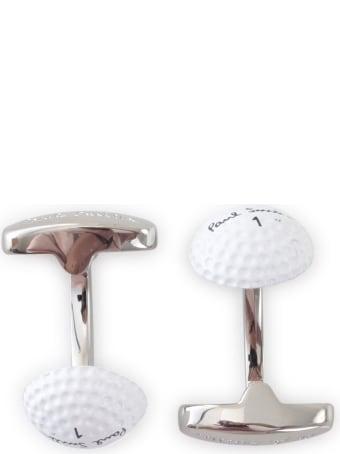 Paul Smith Cufflink Golf Ball