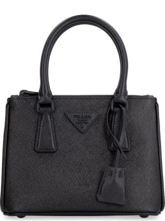 Prada Prada Galleria Leather Handbag