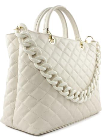 Avenue 67 Violante Bag In White Leather