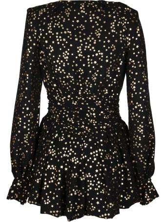 The Attico Black Mini Dress