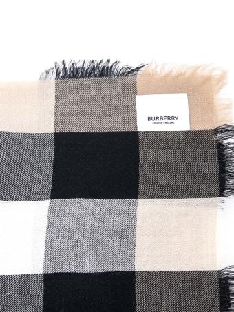Burberry Half Mega Lightweight Cashmere Scarf