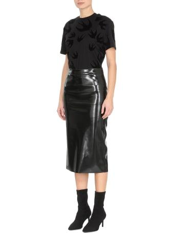 McQ Alexander McQueen Stretch Skirt