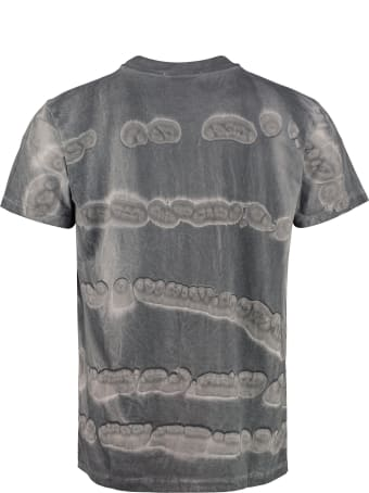 Helmut Lang Tie-dye Cotton T-shirt