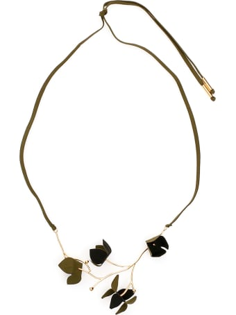 Marni Flora Necklace