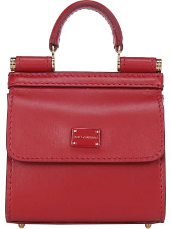 Dolce & Gabbana Sicily Micro 58shoulder Bag