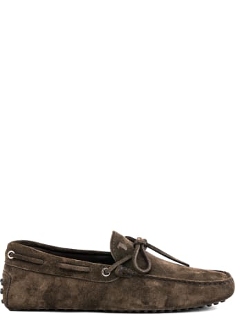Tod's Lace-up Driving Shoes