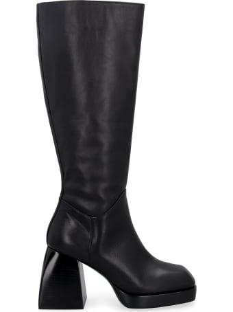 Nodaleto Bulla Solal Wedge Boots