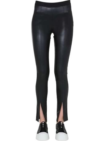 DRKSHDW Eco-leather Leggings